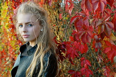 (plot19) Tags: family autumn light portrait love girl face look fashion pose manchester photography kid nikon northwest olivia north daughter liv northern leafs longsight fasion plot19