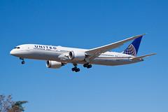 United Airlines Boeing 787-9 Dreamliner N38950 (jbp274) Tags: airport united airplanes boeing lax ua 787 klax dreamliner