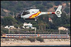 Patrulla ASPA - Eurocopter EC120B Colibr (Xavier Bayod Farr) Tags: barcelona geotagged cel airshow helicopter catalunya xavier festa matar spotting helicoptero eurocopter colibr bayod farr ec120b festaalcel canoneos60d sigma120400 xavierbayod xavierbayodfarr festaalcel2014