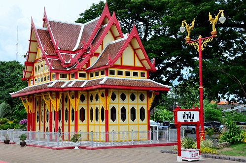 Hua Hin Royal Pavillion
