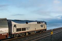 Amtrak Cascades (wacamerabuff) Tags: railroad train amtrak cascades