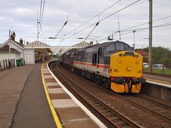 Troon - 27-09-2014 (agcthoms) Tags: station scotland trains railways troon ayrshire uksteam scottishsteam