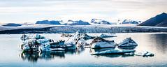 Jökulsárlón, Glacier Lagoon, Iceland