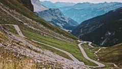 Swiss Alps - Klausenpass, Spiringen, Switzerland 5 (Paul D'Ambra - Australia) Tags: road travel mountain alps landscape switzerland highway scenery europe swiss curves roadtrip wanderlust hairpin klausenpass europeholiday europevacation europetravel spiringen wanderlusteurope