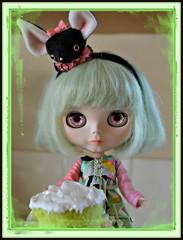 Key Lime Cupcake Mmmmm