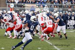 Penn State vs. Nebraska (Smithfamilyimages) Tags: college football nebraska state pennsylvania wide beaver penn reverse ncaa receiver robinson psu