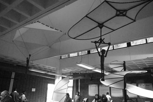 Paracaídas (antes de la aviación...)