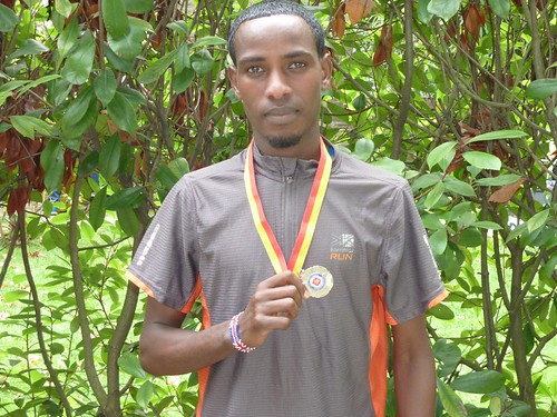 """Middlesex 10k 2014 Silver Medallist Mo Aadan • <a style=""""font-size:0.8em;"""" href=""""http://www.flickr.com/photos/128044452@N06/15388636671/"""" target=""""_blank"""">View on Flickr</a>"""