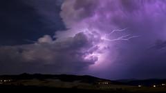 Tormenta Urroz Villa (VaqueroFrancis) Tags: sky espaa cloud storm rain night canon noche lluvia spain pluie ciel cielo nubes lightning nuages espagne basquecountry navarre navarra rayos paysbasque pasvasco foudre clairs urrozvilla canon1100dnuit
