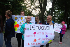 Demokrati- tog, Solborg folkehøgskole