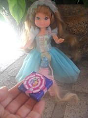 Happy Birthday to us,tanti auguri a noi! (le creazioni di Alice) Tags: ballerina ladylovelylocks dama ciocca damacioccabella maidfairhair