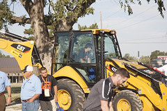 Construction Events (CivilRightsODOT) Tags: andy safety johndeere apac unitedrentals actionsafety constructioncareerday catequipment aogc warrencat t2byf oklahomadepartmentoftransportation toolstobuildyourfuture okcpublicschools aatrucking clboyd mccorkletrucking