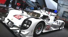 Porsche 919 Hybrid con el que disputa el Campeonato de Resistencia