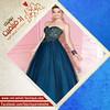 فستان سواريه طويل للسهرات _ رد فيلفيت (red.velvet_boutique) Tags: 2015 طويل فستان موضه سواريه للسهرات