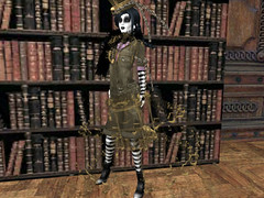 Grim Bros, Nomine, Poison Apple, Black Arts boots (marsha warwillow) Tags: secondlife nomine poisonapple blackarts secondlife:y=87 grimbros secondlife:x=162 secondlife:z=300 secondlife:region=cilix secondlife:parcel=gaf
