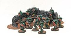 Kasrkin Squad (Roboslob92) Tags: miniature mini gaming warhammer warhammer40k wargaming
