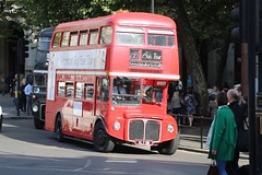 RM 191 (kenjonbro) Tags: uk england london westminster trafalgarsquare routemaster charingcross doubledecker sw1 aec redlondonbus worldcars kenjonbro vlt191 canoneos5dmkiii afternoonteabustour bbbustour wwwbbbackeycouk
