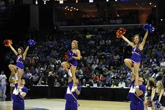 Gator Cheerleaders (dbadair) Tags: dance sweet spirit memphis gators ucla 16 vs win squad 7968 20140327