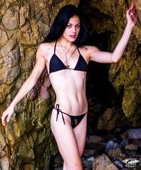 Sony A7R RAW Photos of Pretty Brunette Bikini Swimsuit Model Goddess in Sea Cave! Carl Zeiss Sony FE 55mm F1.8 ZA Sonnar T* Lens! Lightroom 5.3 Malibu Beach! (45SURF Hero's Odyssey Mythology Landscapes & Godde) Tags: sea woman hot sexy beach girl beautiful beauty zeiss lens t skinny model women pretty raw legs photos gorgeous sony goddess malibu 55mm bikini carl sexiest cave tall fe brunette thin f18 swimsuit 53 za fit prettygirl longlegs lightroom sonnar a7r 45surf