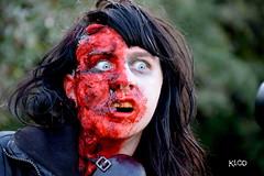 Zombie in Ottawa (kl-od) Tags: zombie ottawa zombiewalk