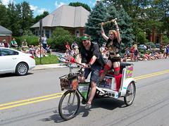 OH Columbus - Doo Dah Parade 41 (scottamus) Tags: columbus ohio franklincounty 2014 doodahparade parade festival fair