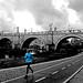 Running, Lungotevere, Rome