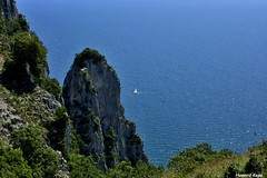 Navegando. (Howard P. Kepa) Tags: cantabria santoña montebuciero marcantabrico barco puntadelfraile