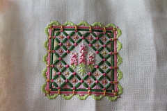 March 14 2017, Tuesday (interchangeableparts) Tags: needlepoint countedthread laurajperindesigns