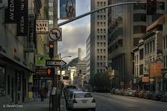 Street View of Coit Tower (buffdawgus) Tags: california canon1855mmis canonrebelxti cityscape coittower leftcoast sanfrancisco steetsh streetart streetscene streetshot urbanamerica urbanlandscape westcoast montgomerystreet
