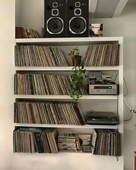 Vinyl Scape (Pennan_Brae) Tags: audio vinyladdict soundsystem vinylrecord vinylrecords records recordcollection vinyl