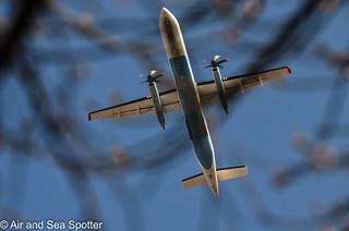 De Havilland Canada DHC-8-400 OE-LGD