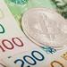Bitcoin vs norske kroner