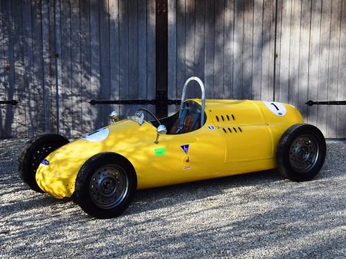 Fiat Special Formula 3 (500cc) 1952