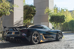Swedish Porn (Beyond Speed) Tags: koenigsegg agera rs naraya supercar supercars car cars automotive automobili nikon v8 hypercar blue gold carbon switzerland geneva geneva2017