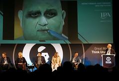 Agency Debate: Fast Forward into the Future seminar, Advertising Week Europe 2017, IPA Centenary Stage, Picturehouse Central, London, UK (AdvertisingWeek) Tags: london uk