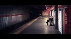 Last Subway (Flux75) Tags: olympus em5 markii subway rome cinematic