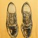 """If the Shoe Fits I, 38""""x32"""""""