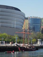 Museo marítimo (Belerofonte3000) Tags: barco marítimo museo bilbao