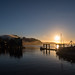 Tofino Harbour Sunset