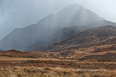 Ben Stack (1) (Shuggie!!) Tags: eveninglight hdr highlands hills landscape moorland mountains rain scotland sutherland zenfolio karl williams karlwilliams