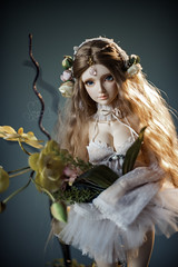 my deity (Sugar Lokifer) Tags: oasisdoll natalie ball jointed doll sqlab