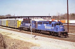 CR SD40-2 6522-P12 (southernrailway7000) Tags: norfolksouthernrailroad crsd4026522