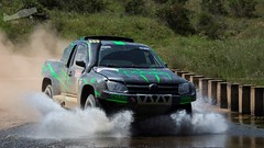 Pedro Ferreira & Valter Cardoso (P.J.V Martins Photography) Tags: todooterreno vw amarok car allroad racingdriver racing terrain allterrain rally rali outdoors portugal loulé 4x4 4wd carro vehicle water wet