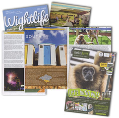 Wightlife magazine - Summer 2017 (s0ulsurfing) Tags: s0ulsurfing 2017 april news wwwjasonswaincouk image photography isleofwight isle wight island blatantselfpromotion wightlife magazine