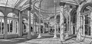 Syon House Gardens - The Great Conservatory Internal by Simon & His Camera