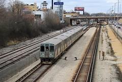 Oak Park Is Next (BravoDelta1999) Tags: chicagotransitauthority cta blueline csxt csx baltimoreandohiochicagoterminal boct railroad altenheimsubdivision oakpark illinois 2600series emd gp15t 1522 manifest train