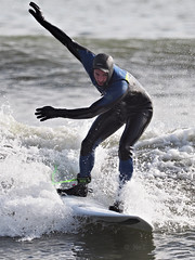 M2237670 E-M1ii 420mm iso200 f5.6 1_1000s (Mel Stephens) Tags: 20170423 201704 2017 q2 aberdeen coast coastal surfer surfers surfing people olympus omd em1ii ii m43 microfourthirds mirrorless mzuiko 300mm pro mc14 sea ocean scotland uk sport sports waves