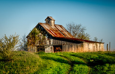 Old Barn (Kerry Wright2013) Tags: barn outdoor rusty shed omdem5markii