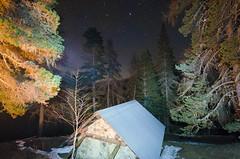 _DSC3689 (simoonf) Tags: night milkwat sky stars étoiles nikon france alpesdehauteprovence alpes ubaye paysages paca cdansmaregion poselongue bulb