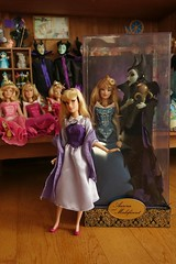 but when will they be released? (girl enchanted) Tags: sleepingbeautydoll princessauroradoll maleficentdoll briarrosedoll le disneyvillainset ds disney disneystore